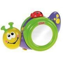 Fisher-Price Go Baby Go! 1-2-3 Crawl Along Snail T