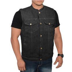 MILWAUKEE PERFORMANCE Men's Denim Club Style Vest