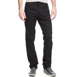 Calvin Klein Men's Slim - Black- 33W x 34L