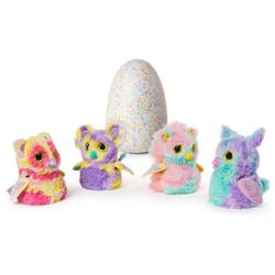 Hatchimals Mystery - Hatch 1 of 4 Fluffy Interacti