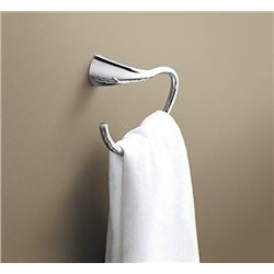 Kohler K-37057-BN Alteo Towel Ring- Vibrant Brushe