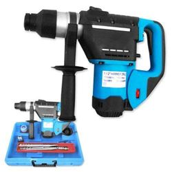 Hiltex 10513 Rotary Hammer Drill SDS Concrete- 1-1