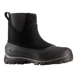 Sorel Men's Buxton Pull On Boot- Black/Quarry- 8 M