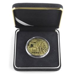 BITCOIN Collector Medal
