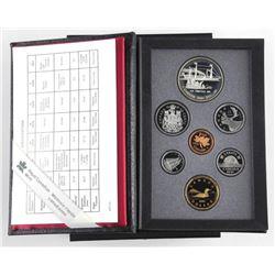1991 Proof Mint Set Silver