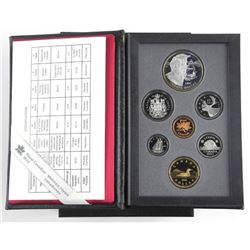 1995 Proof Mint Set Silver
