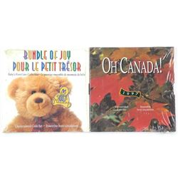 OH CANADA 1997- Lot (2) and Bundle Joy - Coin UNC