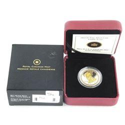 2011 - .9999 Fine Silver $3.00 Coin 'Family Scene