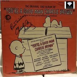 Charles Schulz Signed You're a Good Man, Charlie Brown Album