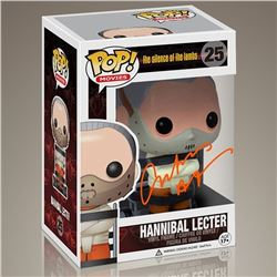 """Anthony Hopkins """"Silence of the Lambs"""" Signed Funko Pop"""