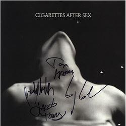 """Cigarettes After Sex Signed """"I."""" Album"""