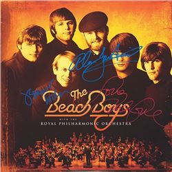 The Beach Boys with the Royal Philharmonic Orchestra Album