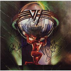 """Van Halen Signed """"5150"""" Album"""