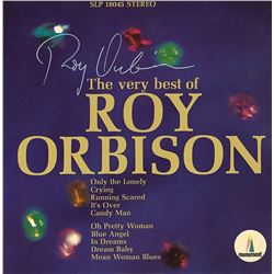 The Very Best of Roy Orbison Signed Album