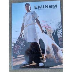 PSA/DNA Eminem Signed 16x20 Poster