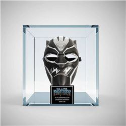 Black Panther Signed Mask