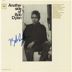 "Bob Dylan Signed ""Another Side of Bob Dylan"" Album"
