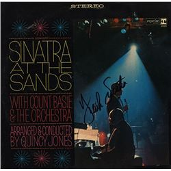"Frank Sinatra Signed ""At The Sands"" Album"