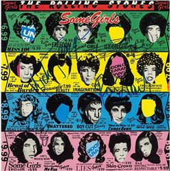 "The Rolling Stones Signed ""Some Girls"" Album"