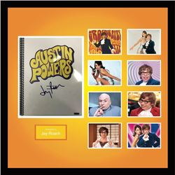 Austin Powers Signed Screenplay