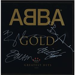 "ABBA ""Gold"" Signed Album"