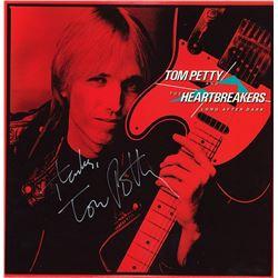 "Tom Petty Signed ""Long After Dark"" Album"