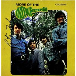"""The Monkees """"More of The Monkees"""" Signed Album"""