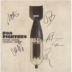 """Foo Fighters Signed """"Echoes, Silence, Patience, and Grace"""" Album"""