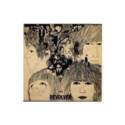 "The Beatles ""Revolver"" Signed Album"