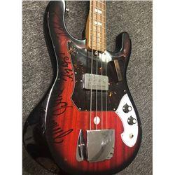 The Doors Signed Bass Guitar
