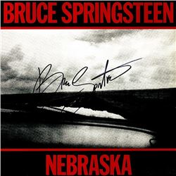 Bruce Springsteen 'Nebraska' Signed Album