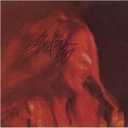 "Janis Joplin Signed ""I Got Dem Ol Kozmic Blues Again Mama!"" Album"