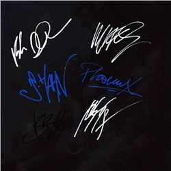 "Linkin Park Signed ""The Hunting Party"" Album"