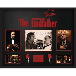 Marlon Brando Signed Godfather Photo Collage