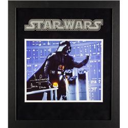 David Prowse Signed Darth Vader Artist Series