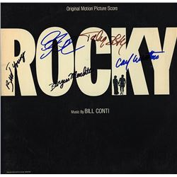 Rocky Signed Orignal Motion Picture Album