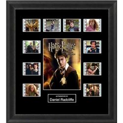 Harry Potter & The Prisoner of Azkaban Signed Photo Collage