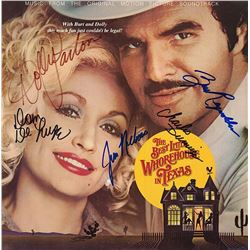 Best Little Whorehouse in Texas Signed Soundtrack