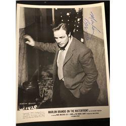 "Marlon Brando ""On the Waterfront"" Signed Photo"