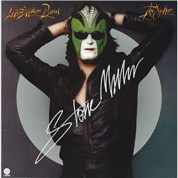 """Steve Miller """"The Joker"""" Signed Album"""