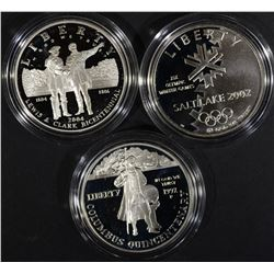2002-P SALT LAKE OLYMPICS, 2004-P LEWIS &