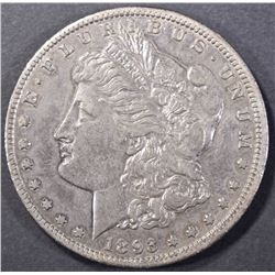 1893-CC MORGAN DOLLAR CH AU