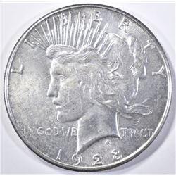 1828-S MORGAN DOLLAR CH GEM BU
