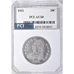 1825 BUST HALF PCI AU