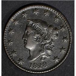 1828 LARGE CENT, AU