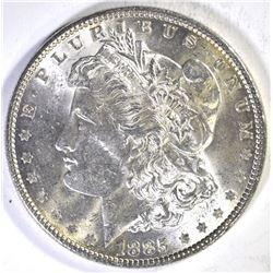2-1883-O & 1-85 CH BU MORGAN DOLLARS