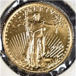 1992 1/10th OUNCE GOLD AMERICAN EAGLE