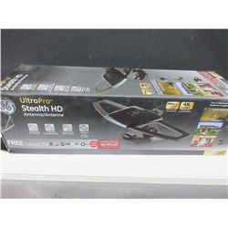 New GE Ultra Pro Stealth HD Antenna full HD 1080P 4K Ultra HD / get free