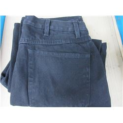 New Mens Black Jeans size 34 - 30
