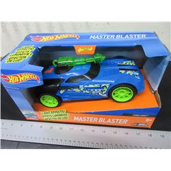 New Hot Wheels Master Blaster / light & sound effects